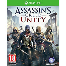 XONE-ASSASSINS CREED UNITY SCA
