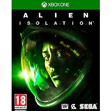 XONE-ALIEN: ISOLATION_