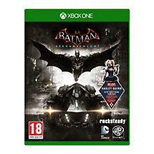XONE-BATMAN: ARKHAM KNIGHT_