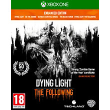 XONE-DYING LIGHT: ENHANCED EDITION - THE FOLLOWING