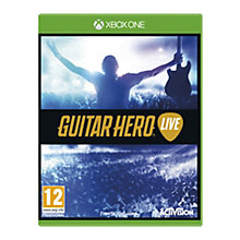 XONE-GUITAR HERO LIVE BUNDLE