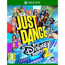 XONE-JUST DANCE DISNEY 2