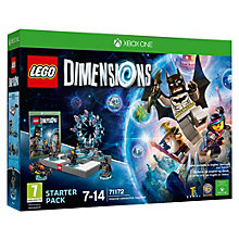 XONE-LEGO DIMENSIONS STARTER P