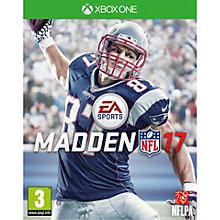 XONE-MADDEN NFL 17