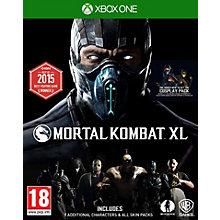 XONE-MORTAL KOMBAT XL