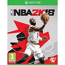 XONE-NBA 2K18