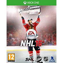 XONE-NHL 16