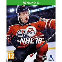 XONE-NHL 18