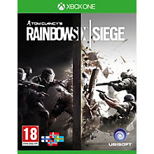 XONE-RAINBOW SIX SIEGE COLLECTORS
