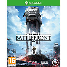 XONE-STAR WARS BATTLEFRONT