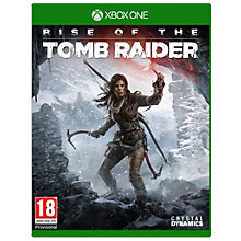 XONE-RISE OF THE TOMB RAIDER