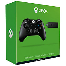 Xbox One Controller with Wireless Adapter for Win