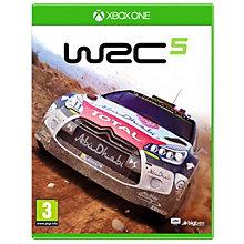 XONE-WRC 5