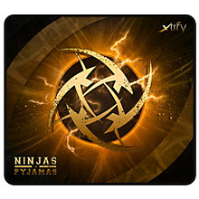 XTRFY MEDIUM MOUSEPAD NIP LIGHTNING