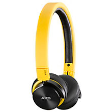 AKG HEADPHONES AE YELLOW