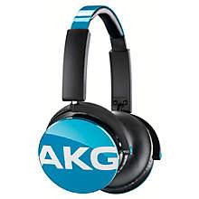 AKG hovedtelefoner Y50 (turkis)