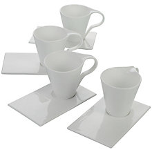 CAPPUCCINO/LATTE CUPS SET