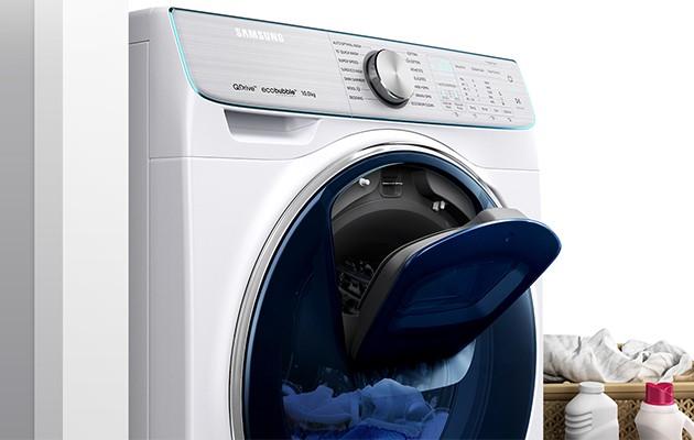 Samsung QuickDrive gir nye vaskemuligheter