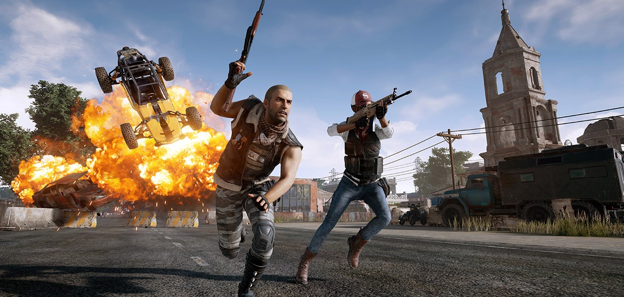 PLAYERUNKNOWN'S BATTLEGROUNDS Nyt Xbox Onella!