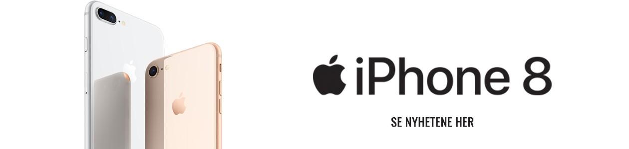Se nyhetene fra Apple her!