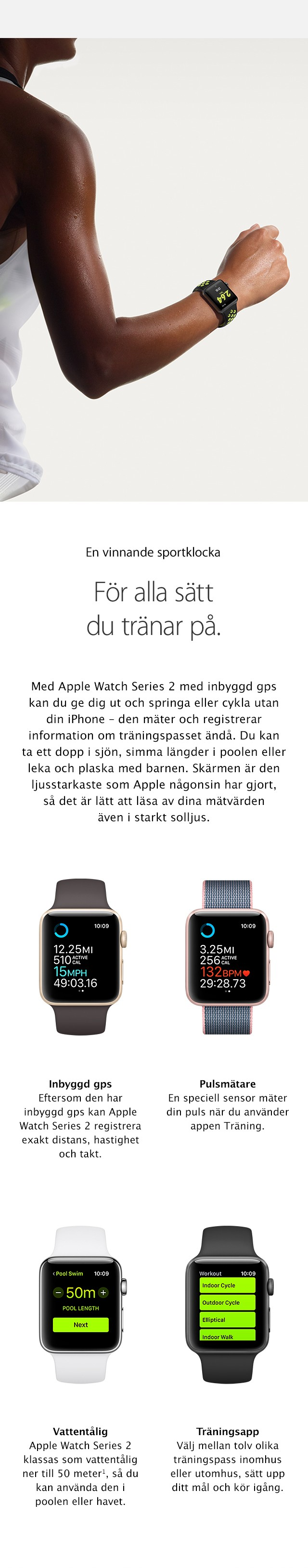 elgiganten apple watch