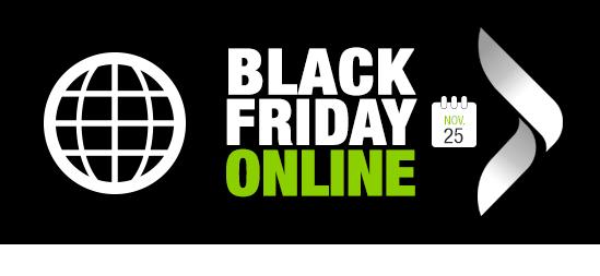 Black Friday på vores hjemmeside