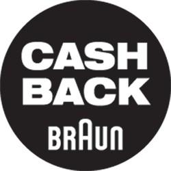 *Få cashback fra Braun