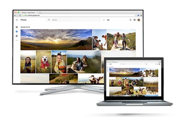 Dit digitale indhold på storskærm med Chromecast Ultra