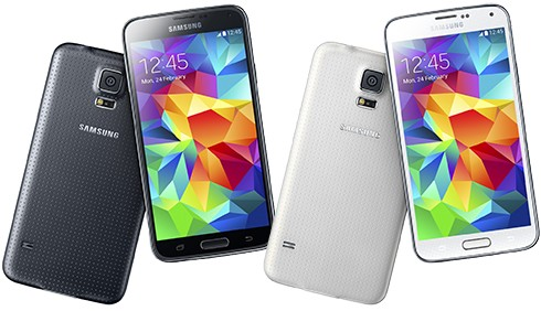 Samsung Galaxy S5 release