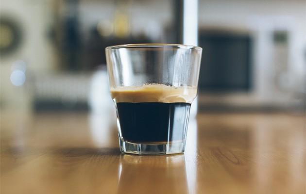 Espressomaskinen til kaffeelskeren