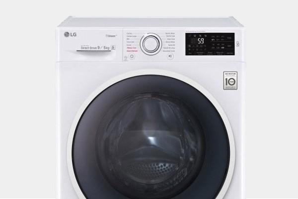 Bild av en kompakt tvättmaskin