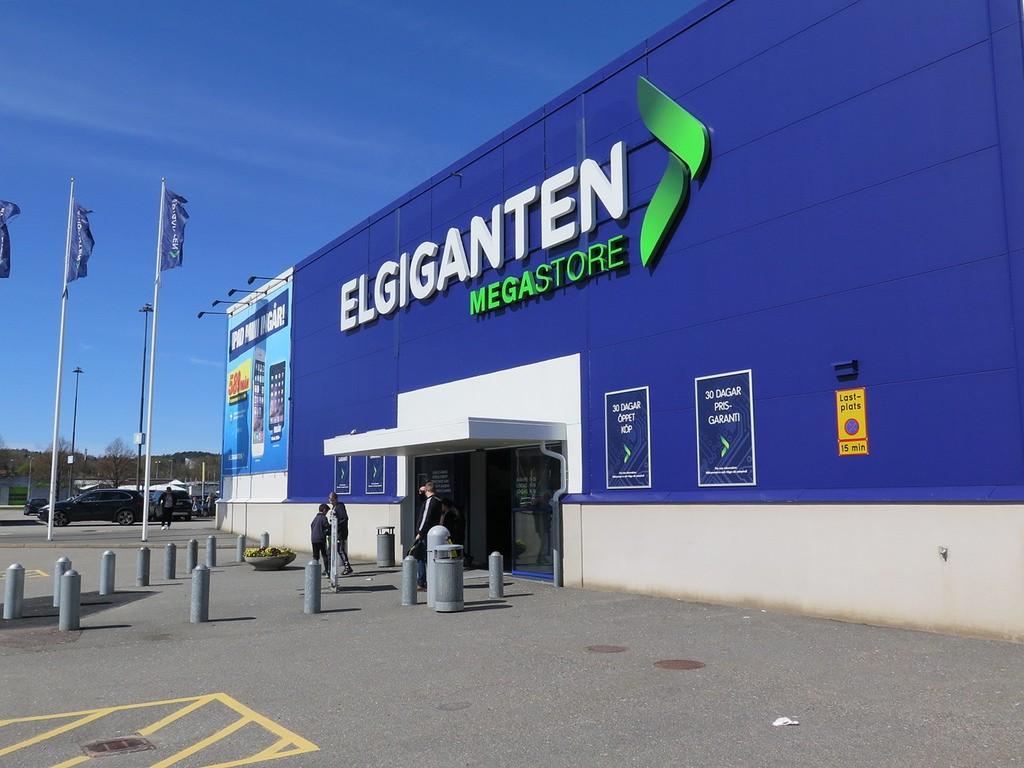 Egab Store Image Backebol Hitta Narmaste Varuhus Goteborg Megastore