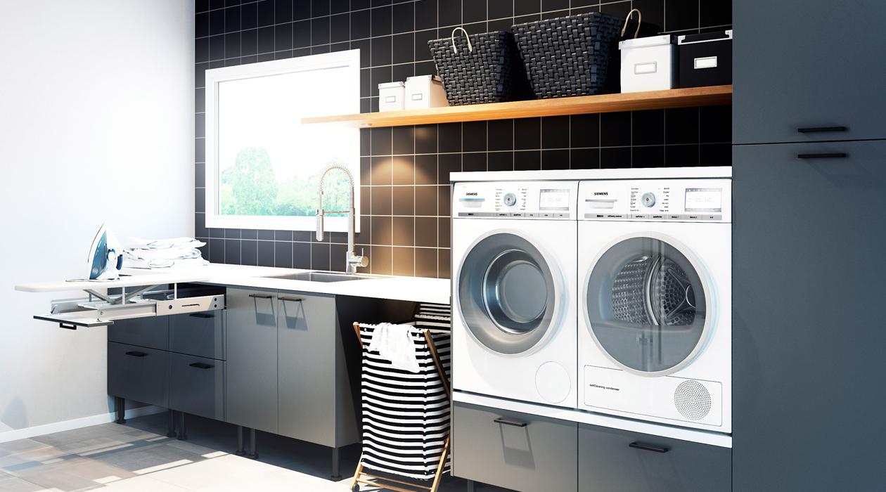 Køkken Vaskerum