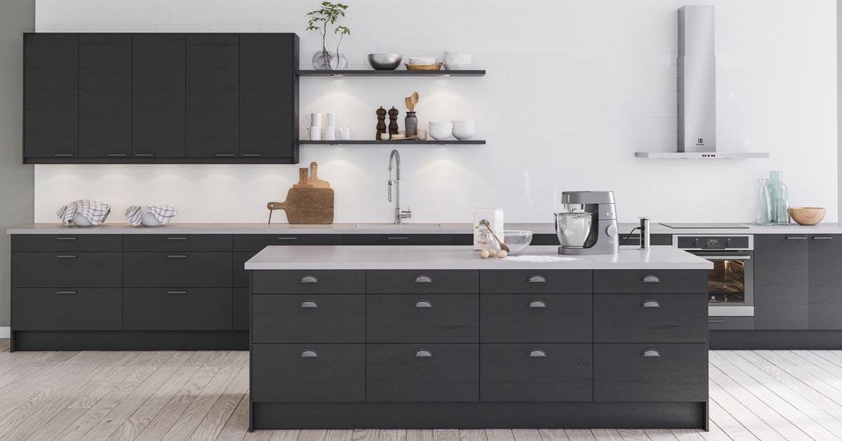 Med Elgiganten är det enkelt att installera ditt nya Epoq-kök