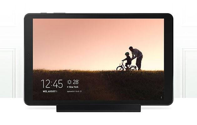 Galaxy Tab A har Daily Board