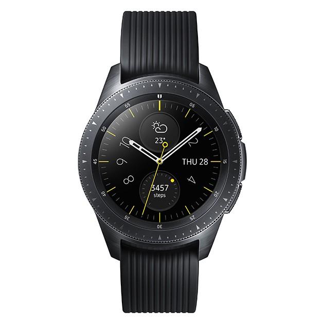 Musta Samsung Galaxy Watch