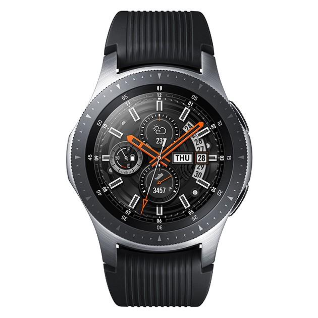 Samsung Galaxy Watch hopeanvärisenä