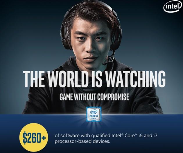 Köp en dator och få spel på köpet!