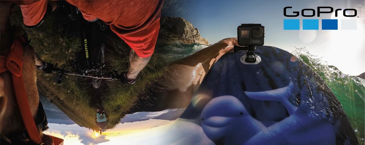 GoPro HERO 5 – entistä rankempaan actionelämään