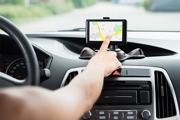 GPS till bil