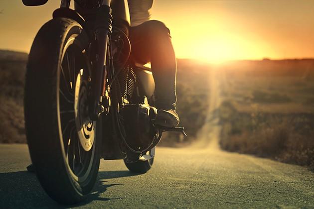 GPS for motorsykkel