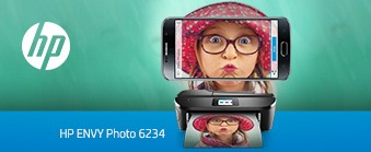 HP Envy Photo 6234