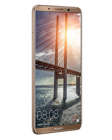 Huawei Mate Pro 10s skärm