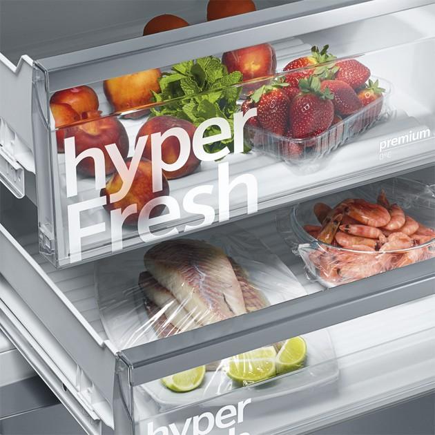 Siemens kylskåp med hyperFresh - när livet bjuder på överraskningar