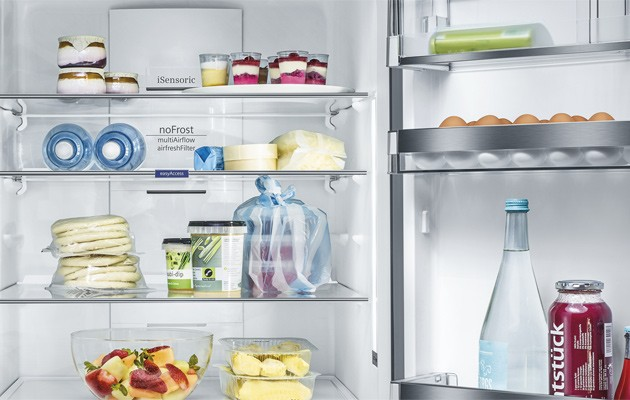 Siemens kylskåp med hyperFresh – när livet bjuder på överraskningar