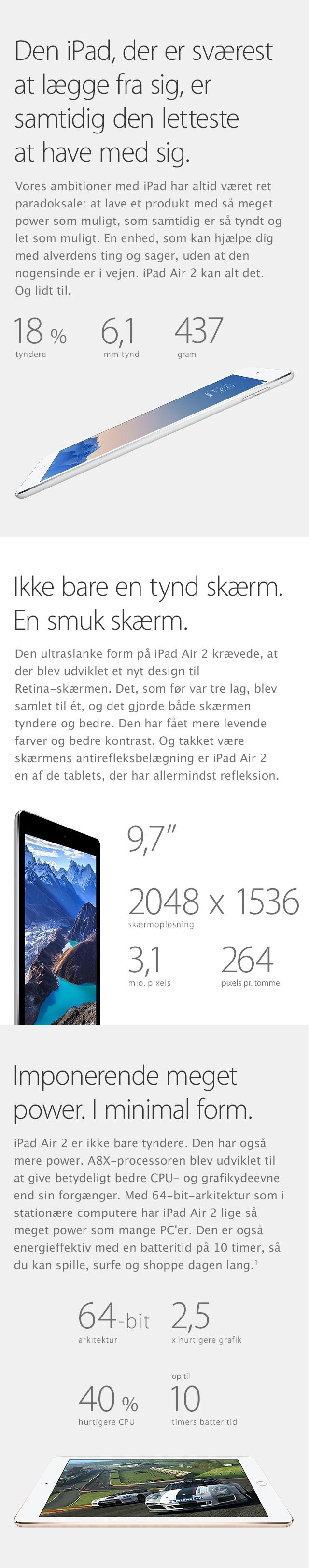 Tablet og iPad har vi altid til billige priser IPad, Surfplatta - Datorer Tillbehör