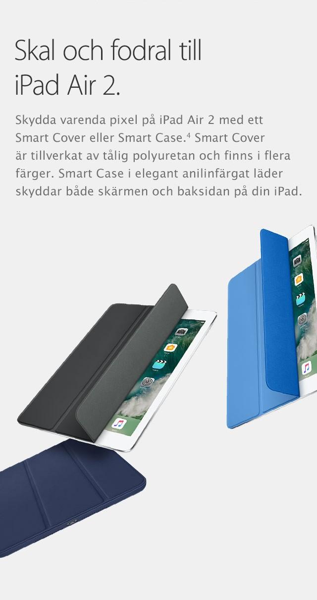 Hitta rätt etui och cover till iPad Air 2