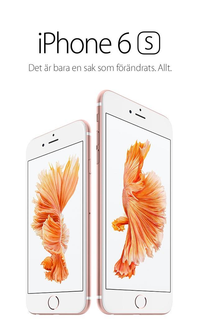JÄMFÖR IPHONE 6S 7 OCH 8