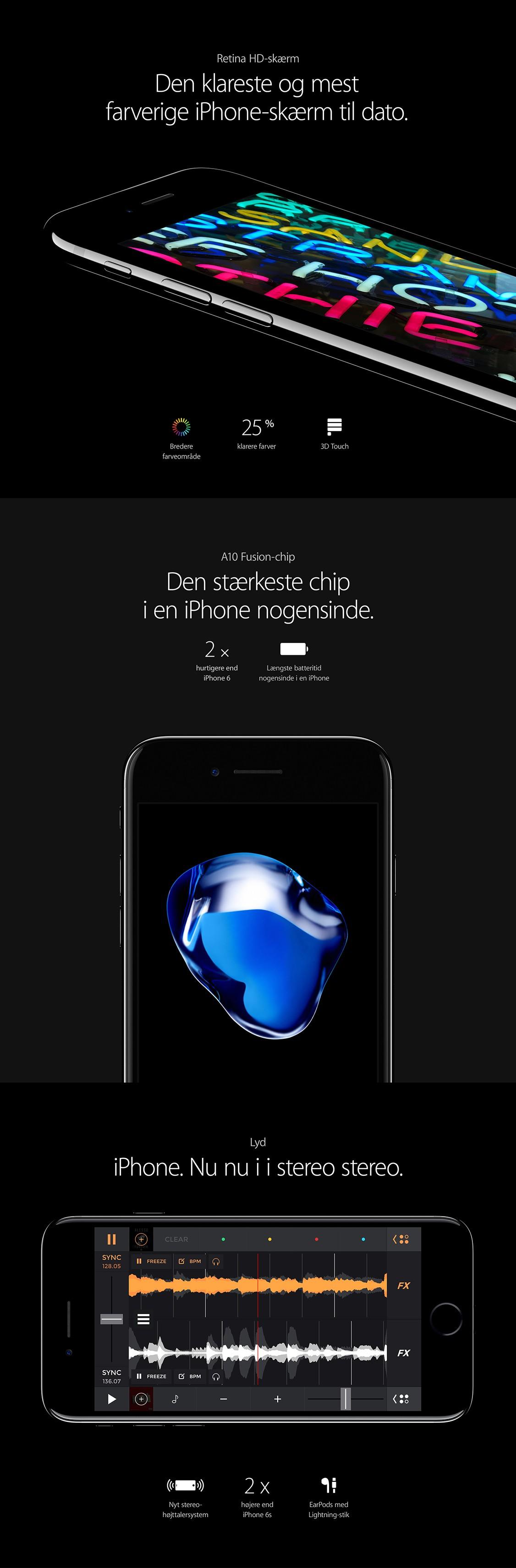 køb den nye iphone 7