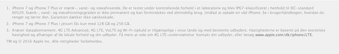IPhone 6s og iPhone 6s, plus, elgiganten